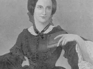 A woman in Washington is living like Charlotte Bronte- but Twitter won't let her get awa