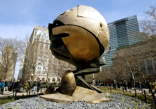 Where's Fritz Koenig's Ground Zero <em>Sphere</em> Going? The Port Authority's Still Working on That