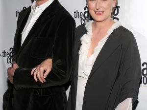 Kevin Kline and Meryl Streep (Getty Images)