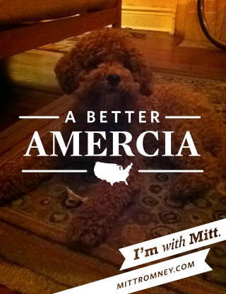 Mitt Romney's iPhone App Exhorts Users to Believe in a Better 'Amercia'