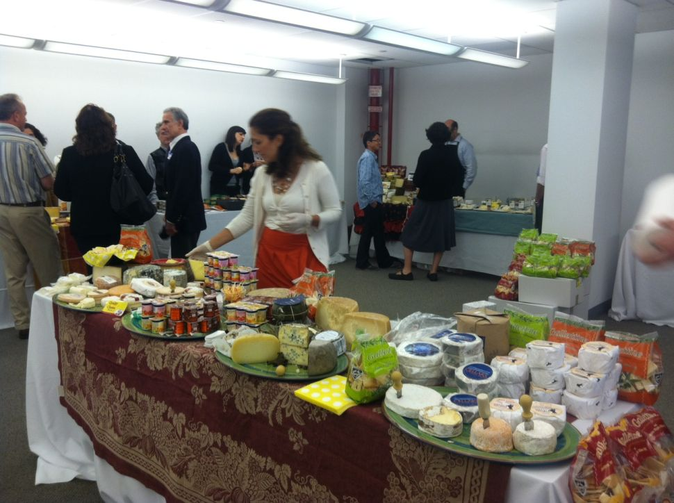 World's Best Cheeses Food Show: Artisanal Munchies Hit Midtown