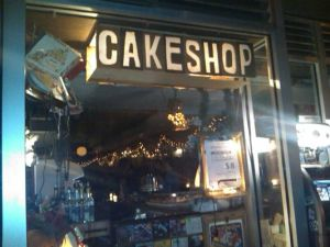 Cakeshop has it all, except for money. (Yelp)