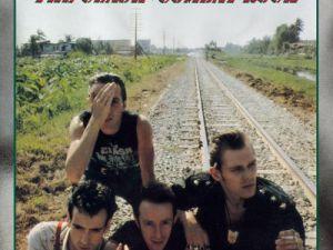 The Clash's Combat Rock album.