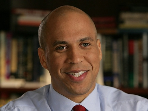 Cory Booker Is Keeping His Options Open Online