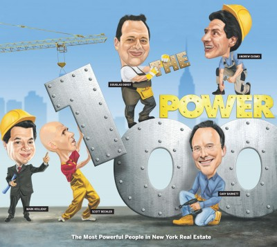 The 2012 Real Estate Power 100