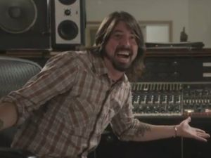 David Grohl, documentarian