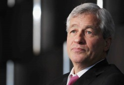 J.P. Morgan's Jamie Dimon and the Texas Dinner Party Trash Talk He Didn't Use