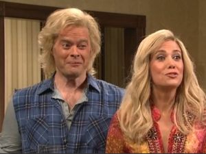 Bill Hader and Kristen Wiig (NBC)