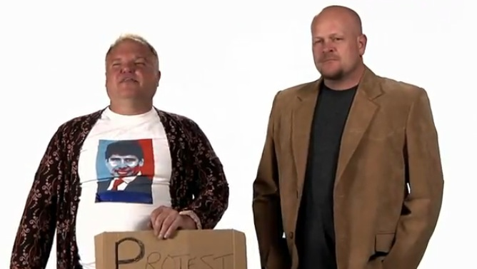 Joe the Plumber Runs For Ohio Congress, Tries Hand at Satire (Video)