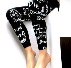 Mr. Carpenter's editioned leggings. (Courtesy RSFA)