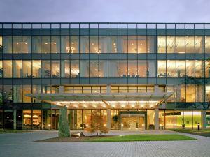 Nokia's renovated headquarters via PerkinsWill.com