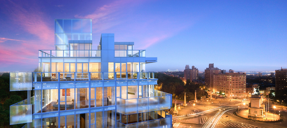 Penthouse At Richard Meier's Brooklyn Tower Sells For $5.1 M.