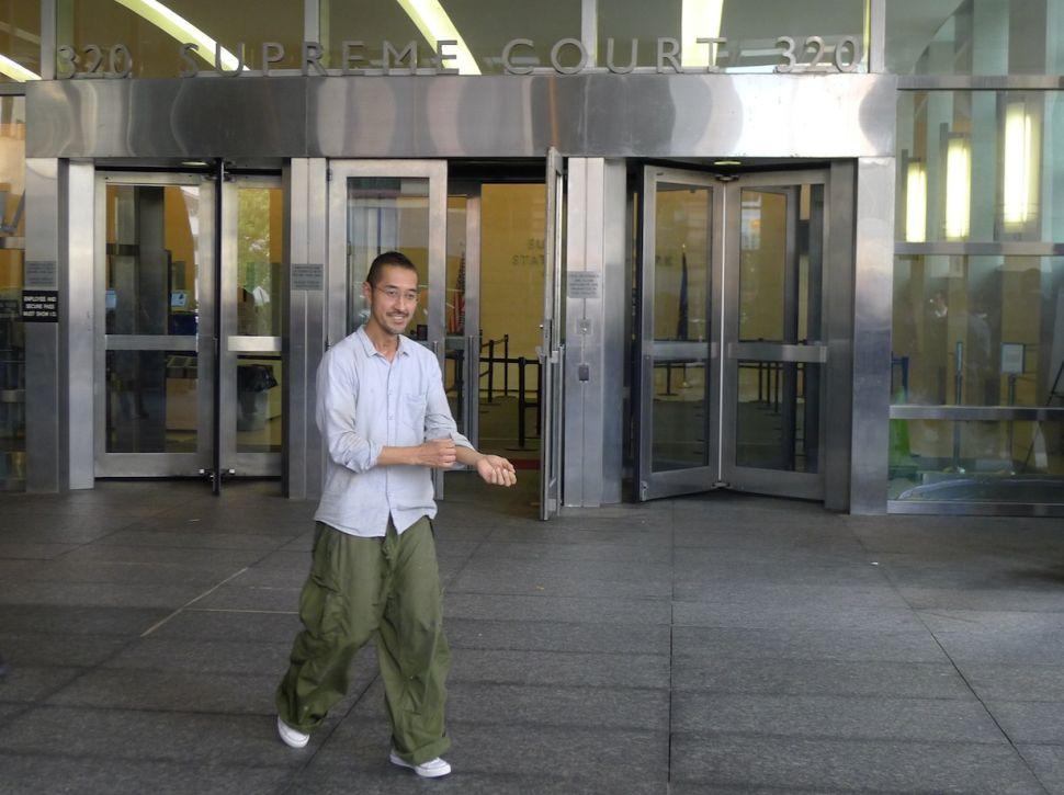 Accused Shopping Bag Bomber Takeshi Miyakawa Still Loves New York, Just Wants a Bath and a Beer