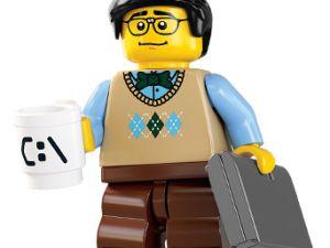 "The ""Computer Programmer"" lego minifigure. (lego.com)"