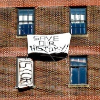 The Unlikely Protesters of Park Avenue: Neighbors Wave Sheets at Planned Toll Brothers Tower