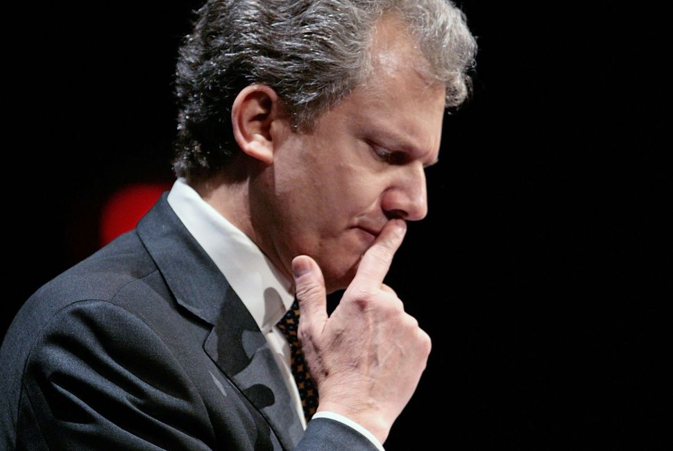 Morning Media Mix: 'Of Course I Would Have Done It Differently,' Arthur Sulzberger Said