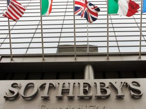 Sotheby's (Photo by Michael Nagle/Getty Images)
