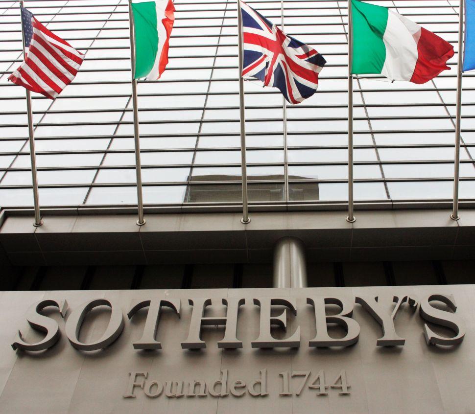 Sotheby's Hires MasterCard's Alfredo Gangotena as Marketing Chief
