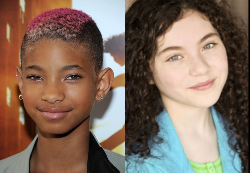<em>Annie</em> vs. <em>Annie</em>: The Sun Will Come Up On Willow Smith and Lilla Crawford