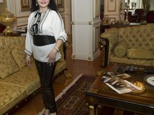 Maira Nazarbayev's motto: Admit nothing. Deny everything. (Photo: NY Post, Chad Rachman)