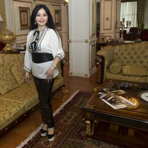 Maira Nazarbayev's motto: Admit nothing. Deny everything. (Photo: NY Post, Chad Rachman)