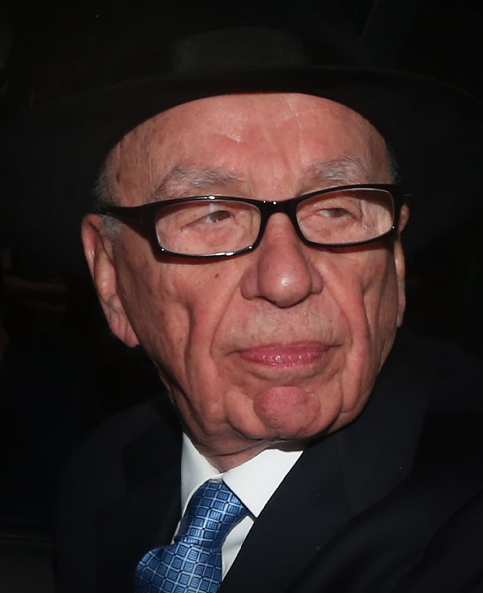 Rupert Murdoch Reportedly Passing on CEO Title to Son James