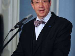 Estonian President Toomas Hendrik Ilves (Photo: Getty)