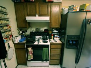 Kitchens should be remodeled every 10-15 years if only to eradicate deadly bacterium cultures (Flickr, Andrew_N)