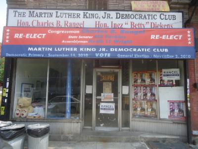The Martin Luther King Jr. Democratic Club (Photo: HarlemCharterSchoolParentsPAC.org)