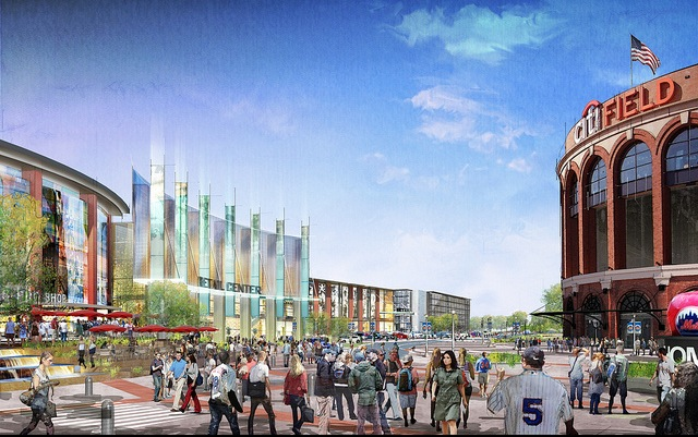Metslandia! Related and Wilpons Score a Bigger Than Predicted Willets Point Development