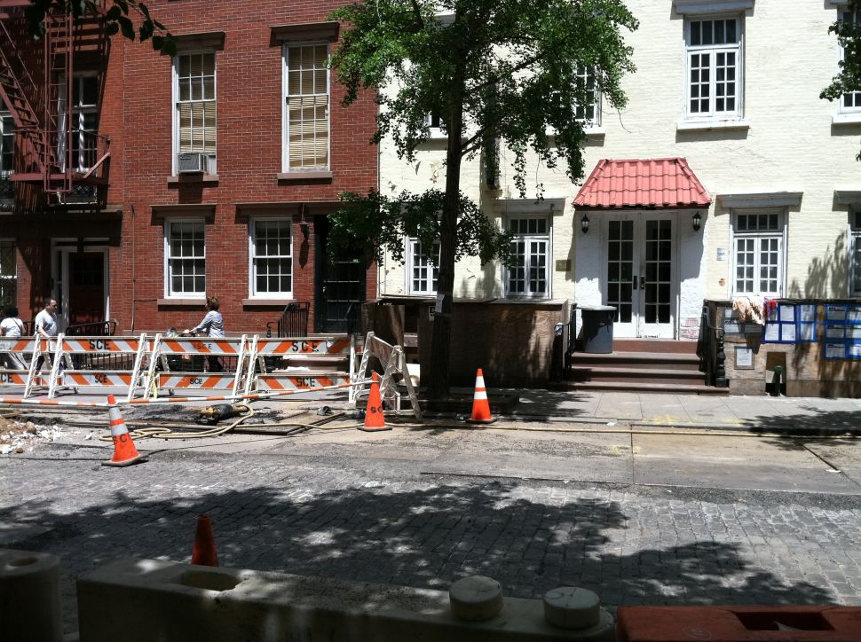 The Beatrice Inn Opening Delayed With Construction, Liquor License Issues