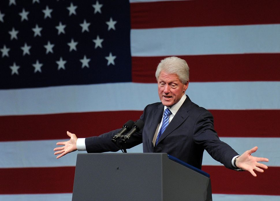 Bill Clinton Barnstorms for Hillary—and Bashes Bernie Sanders—at Union Rallies