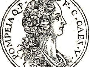 Caesar's Wife Pompeia (Photo: Wikimedia)