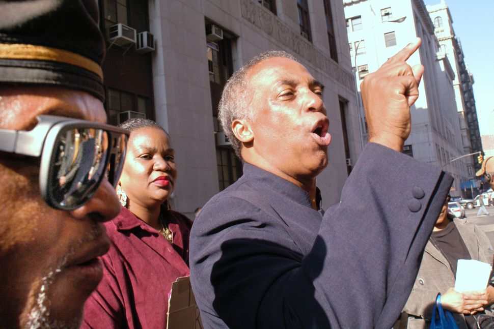 Assemblyman Charles Barron Will Not Run for State Senate—for Now