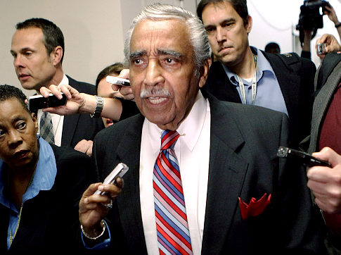 Charlie Rangel Discusses the Debt Ceiling Debate and $1 Trillion Coin