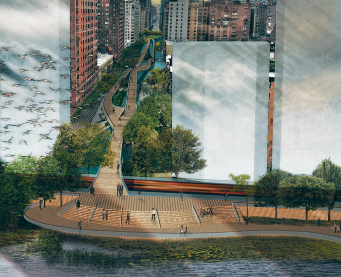 Is the East River Esplanade the New High Line?