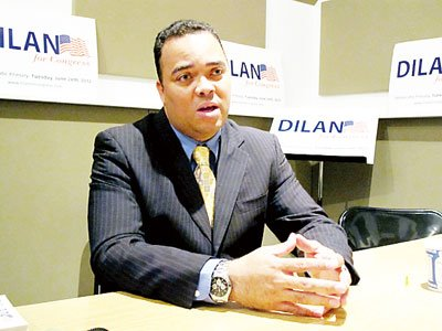 Ex-Councilman Erik Dilan Is Keeping His Options Open