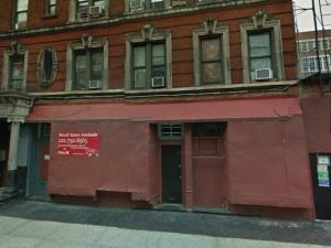 Most likely the new space. (Courtesy Google Maps)