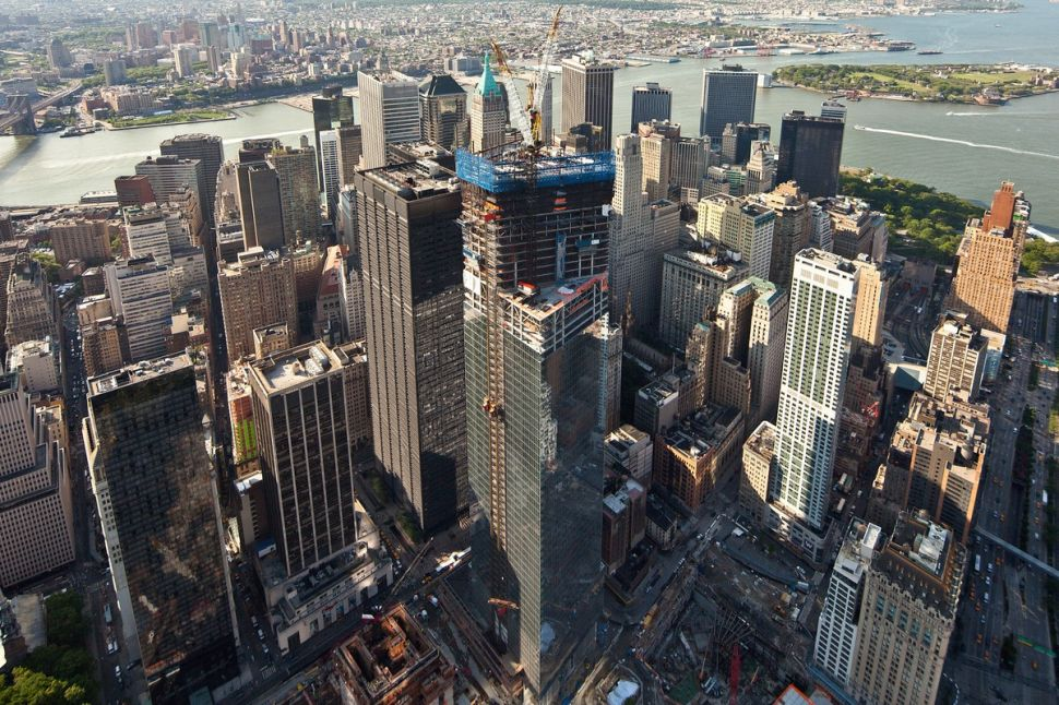 Is 4 World Trade Center Better Than the Big One? Inside the Other Tower About to Top Out