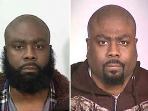 Victor Walker (left) was suspected in the shooting death of Artis Arthur (right). (NYPD, courtesy DNA Info)
