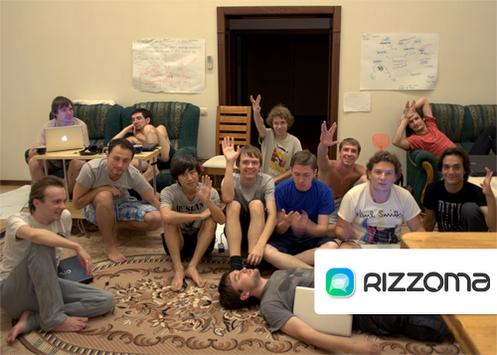 The Rizzoma team. (Photo: Rizzoma)