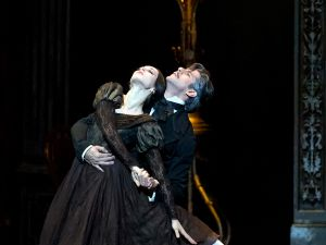 "Diana Vishneva and Marcelo Gomes in ""Onegin."" (Courtesy ABT)"