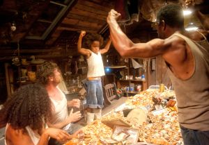 Wallis in Beasts of the Southern Wild.