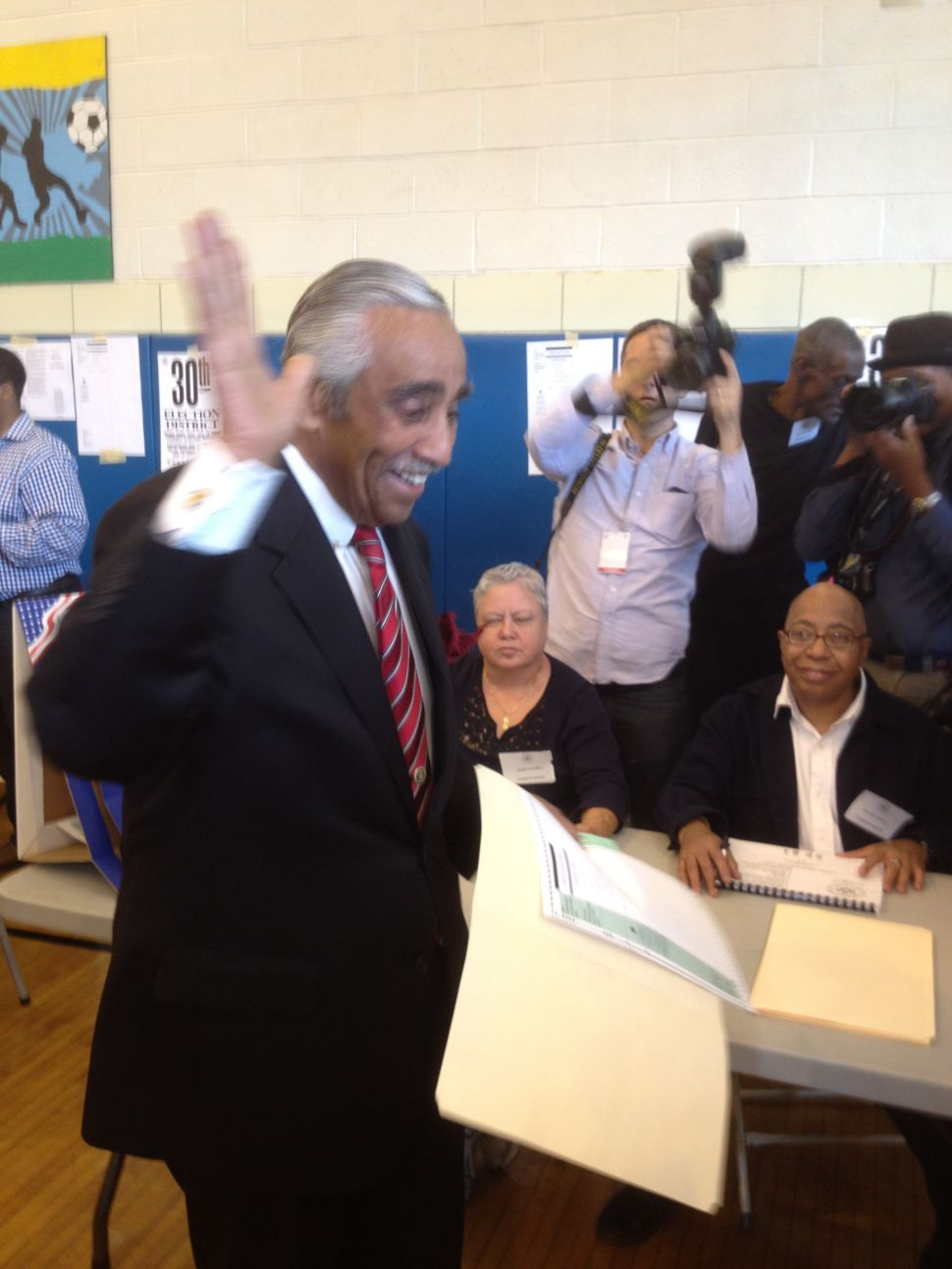 Charlie Rangel Says The Thought Of Losing An Election 'Never Reaches That Mental Level' For Him
