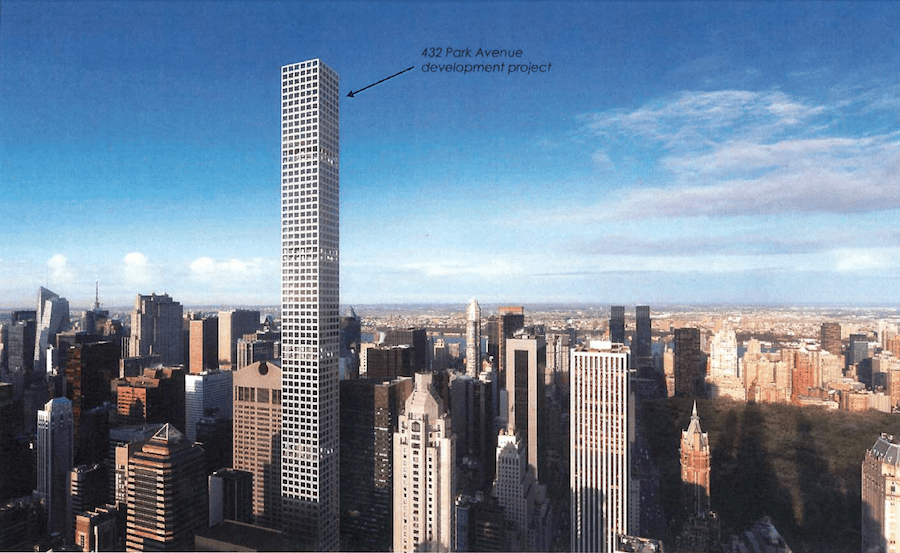 Just How Crazy Will New York's Tallest New Building Be? The 432 Park Avenue Pics You've Been Waiting For