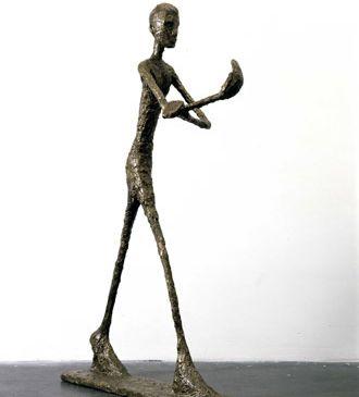 Valentin Carron, 'L'homme,' 2006. (Courtesy 303 Gallery)