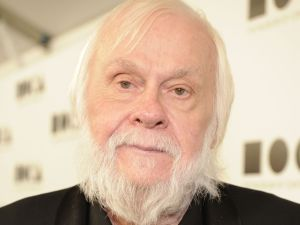 Baldessari at the 2011 MOCA gala. (Courtesy Frazer Harrison/Getty Images)