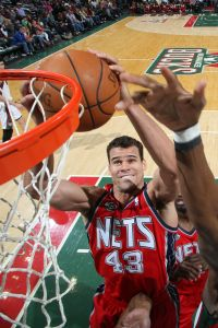 Kris Humphries: Nothing but Nets (Getty Images)