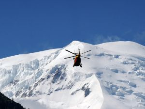 Mont Blanc. (Courtesy Getty Images)