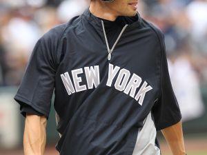 Ichiro Suzuki: #31 of the New York Yankees (Getty Images)